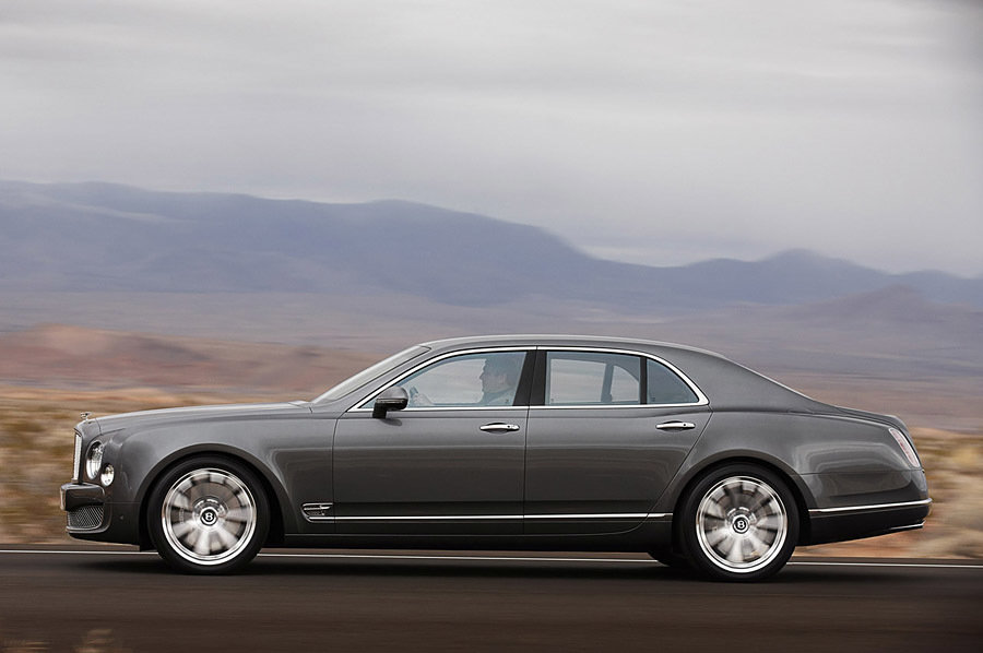 2013 Bentley Mulsanne Mulliner Driving Specification - MIKESHOUTS