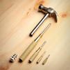 GAM Hammer 6-in-1 Claw Hammer