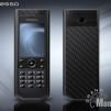 Gresso Pure Black Carbon Grand Monaco Collection