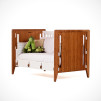 Gro Furniture bam b. Daybed Panel
