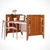 Gro Furniture bam b. Desk and Playtable Kit
