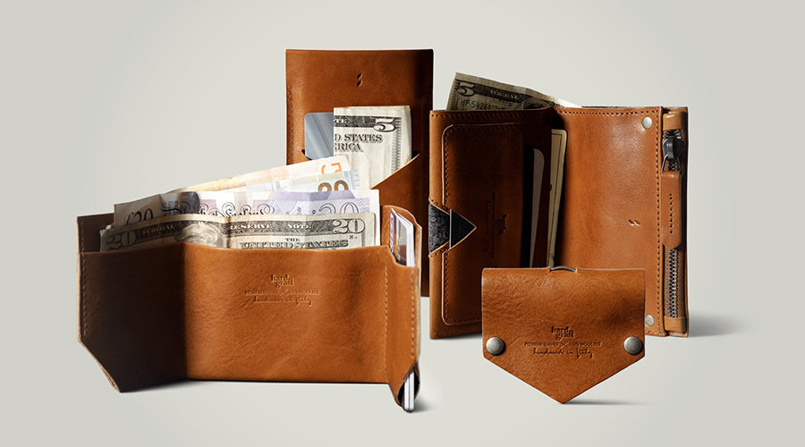 Hard Graft Phone Card Case, Wallets and Key Folds