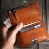Hard Graft Zip Wallet