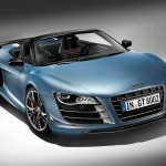 Limited Edition Audi R8 GT Spyder