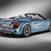 Audi R8 GT Spyder Limited Edition
