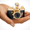 Minox Digital Classic Camera DCC 5.1 Gold Edition