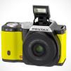 Pentax K-01 Digital Camera designed by Marc Newson