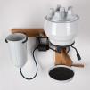 Porcelain Espresso Machine by Arvid Hausser