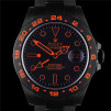 Rolex Explorer II Stealth Flame by Bamford Watch Department
