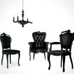 Smoke Furniture Collection by Maarten Baas