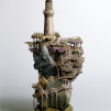 Takanori Aiba's Bonsai Art(chitecture) - The Lighthouse-B