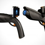 The XAPPR Gun – modern rendition of Lazer Tag