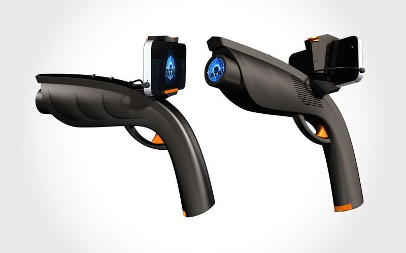 The XAPPR Gun