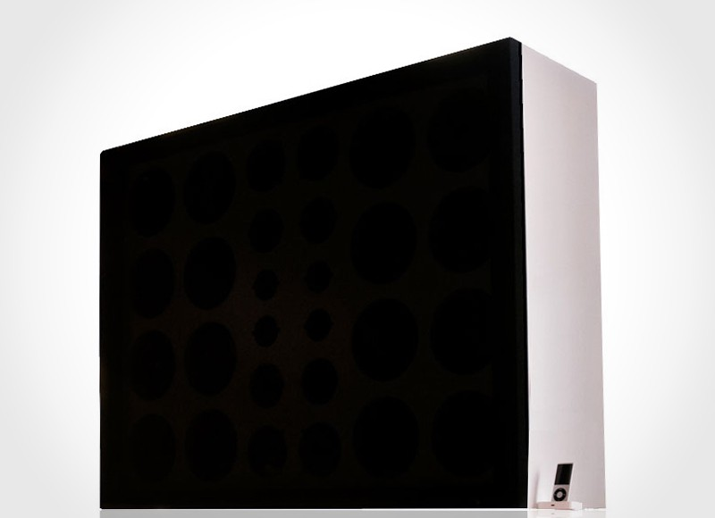 WOS - Wall Of Sound by Brothers iPod Speaker