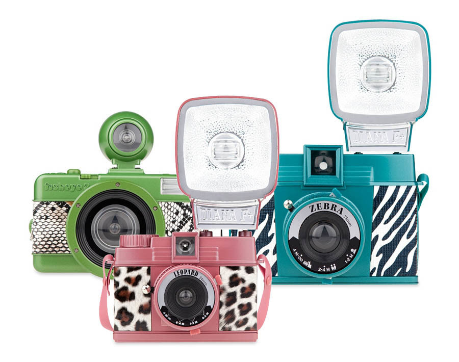 Wild At Heart - Lomography Valentines Cameras