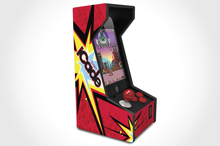 iCade Jr. Arcade-style Controller for iPhone