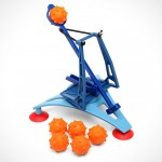 Air Strike Catapult – office warfare, medieval style