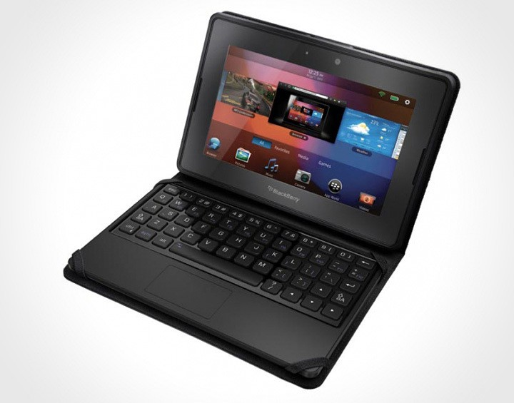 BlackBerry Mini Keyboard with Convertible Case
