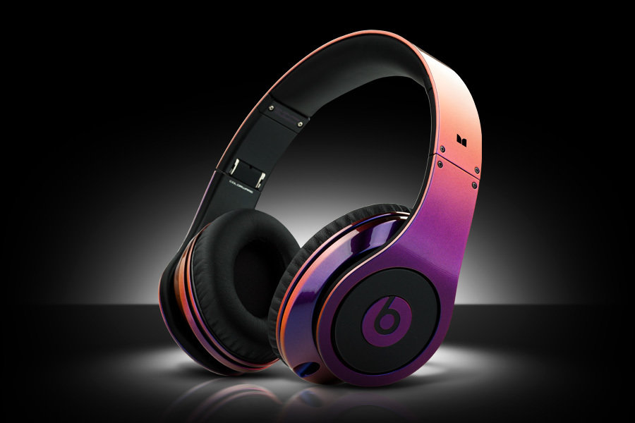 Colorware Collection Beats by Dre Headphones