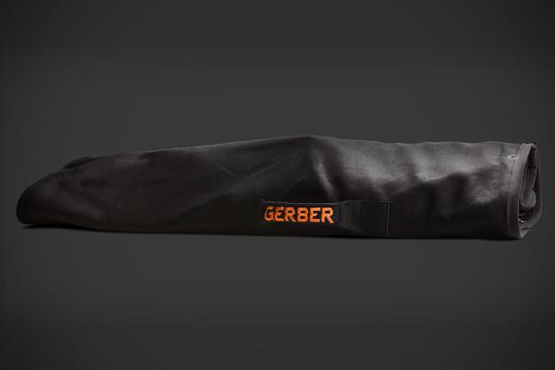 Gerber Apocalypse Survival Kit rolled up