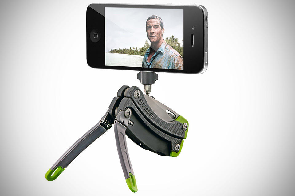Gerber Steady Tool multi-tool with tripod