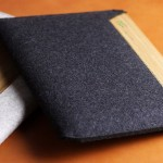 Grove Wool Felt Sleeve for iPad