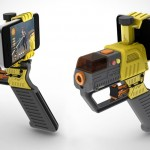 Laser AppTag for iPhone, iPod Touch and Android