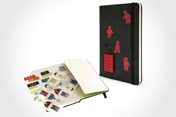 Moleskine LEGO Limited Edition Notebooks