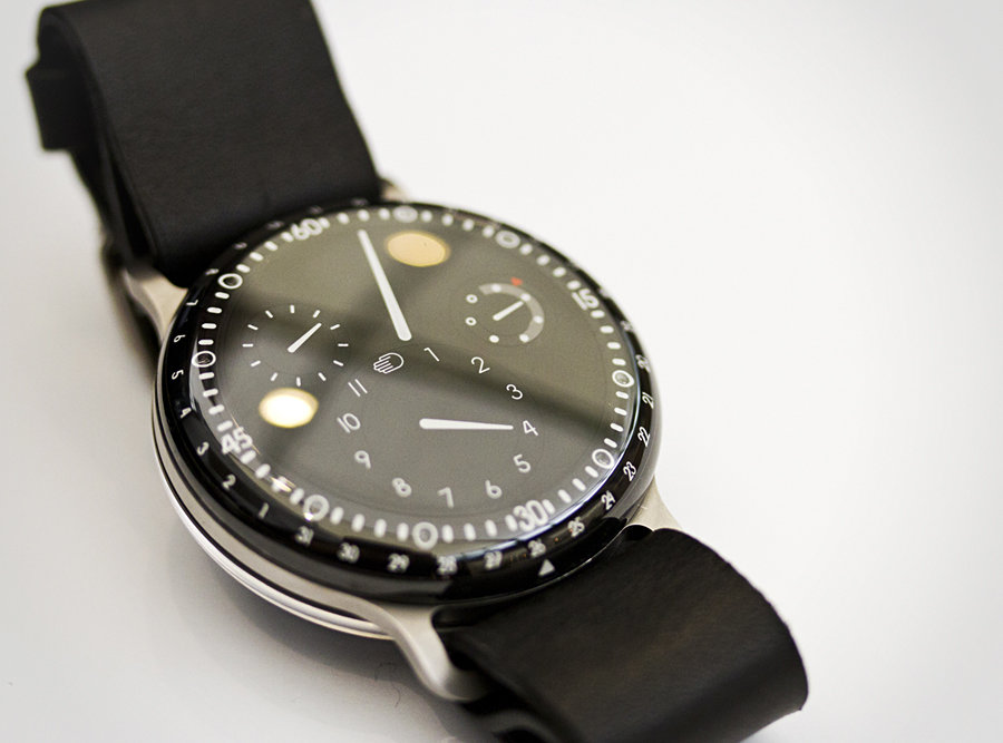 Ressence concept platform watch mikeshouts for Ressence watches