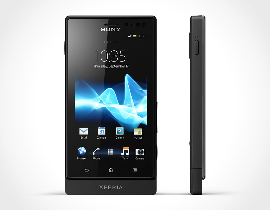 sony xperia sola smartphones mikeshouts. Black Bedroom Furniture Sets. Home Design Ideas
