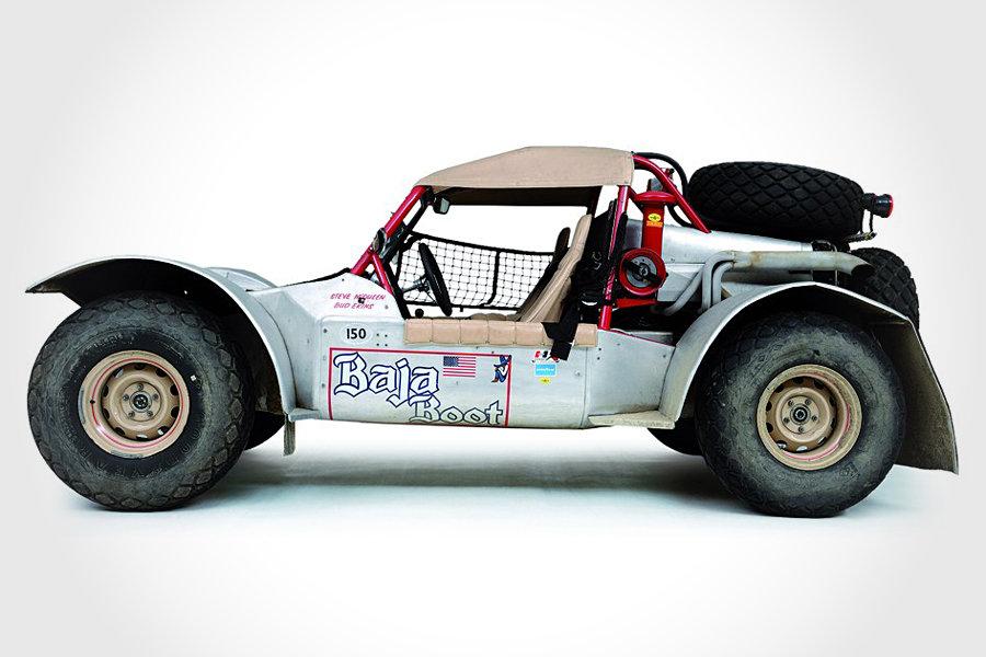 Steve McQueen's Baja Boot Buggy