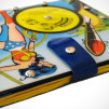 Vinyl Record upcycled iPad Case