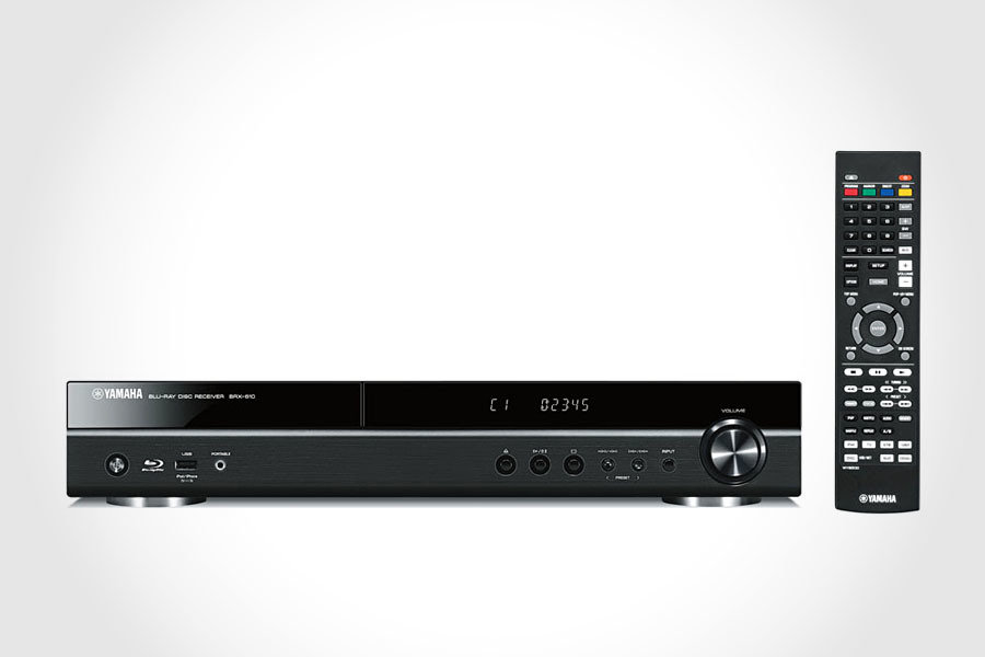 yamaha brx 610 blu ray receiver mikeshouts. Black Bedroom Furniture Sets. Home Design Ideas