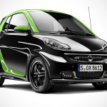 smart BRABUS Electric Drive
