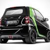 smart BRABUS electric drive
