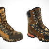 """Bushnell Footwear Mountaineer 10"""" Boots - Men (left) and Women (right)"""