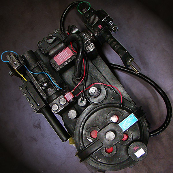 Ghostbusters Proton Backpack Movie Prop Replica