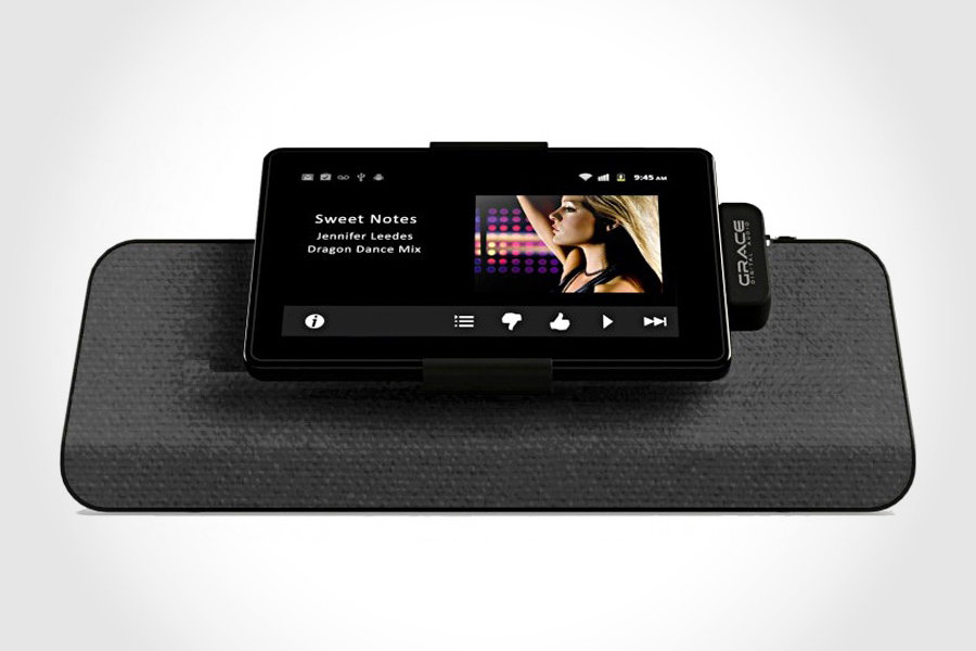 Grace FireDock - Sound Dock for Kindle Fire