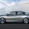 Infiniti LE Concept Zero Emission Luxury Sedan