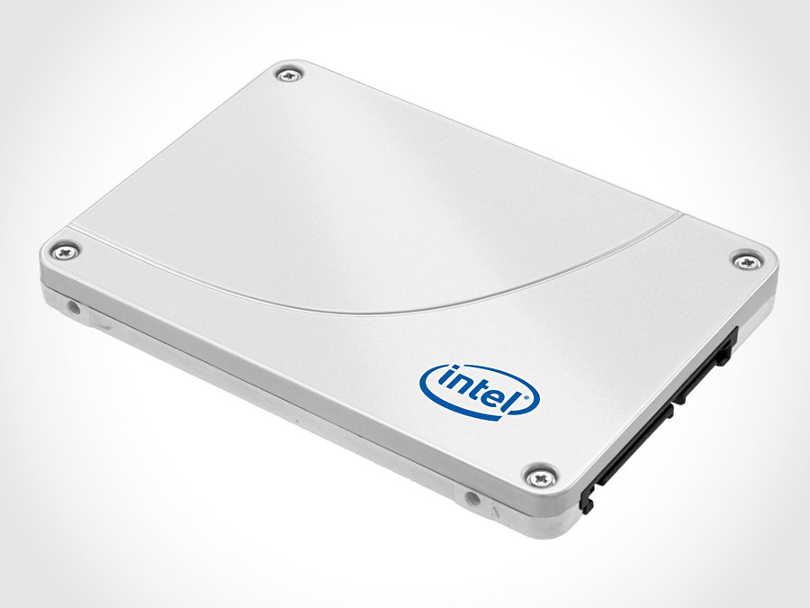 Intel Solid State Drive 520 series