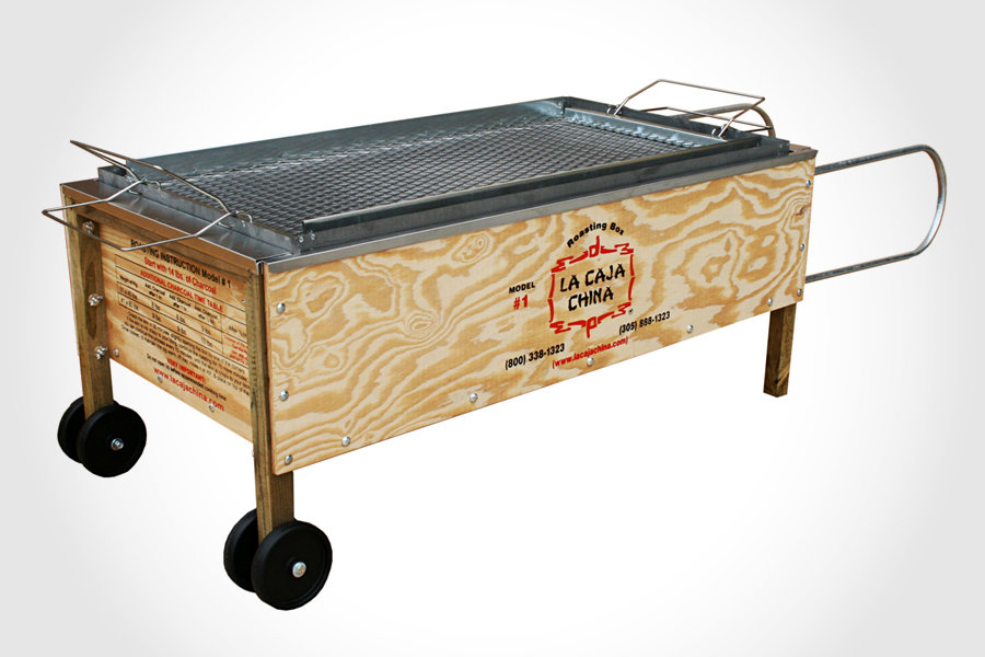 La Caja China Roasting Box Model #1 - 70 lbs