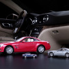 Mercedes-Benz SL-Class Miniatures