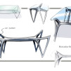 Mercedes-Benz Style Furniture Collection