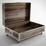 ROADIE – Coffee Table Trunk by Karpenter