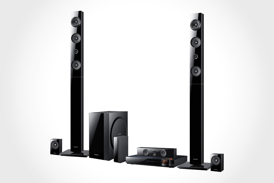 Samsung HT-E6730W BluRay 3D Home Theater System