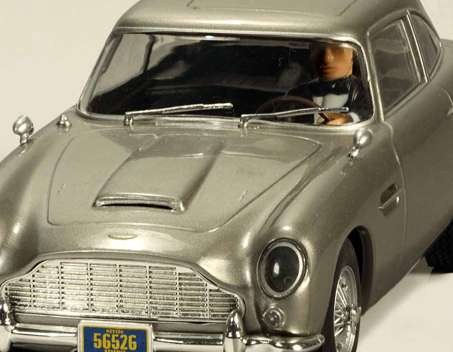 Scalextric James Bond 007 Cars