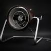 Black Fan by Witold Szostak