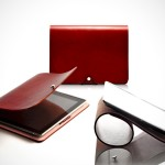 EVOUNI Leather Arc Cover for iPad