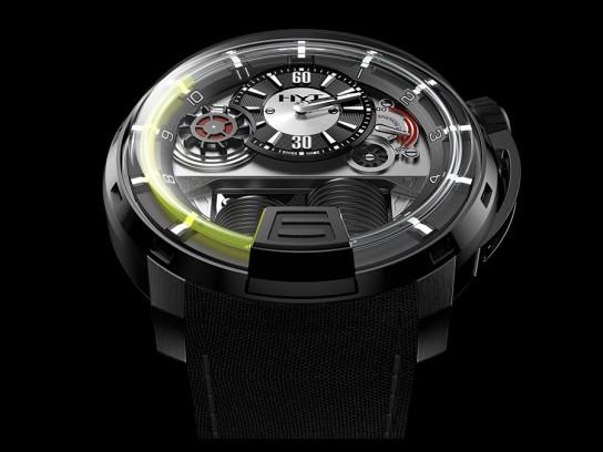 HYT H1 Titanium Watch