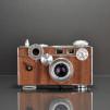 Ilott Vintage Cameras - Argus C3 Mahogany